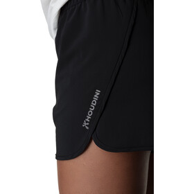Houdini Light Shorts Dame true black